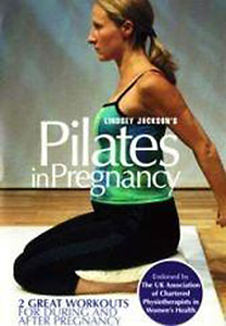 Pilates in Pregnancy DVD - Style No MVDEDD02049