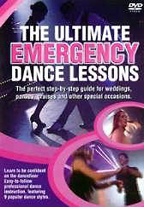 Ultimate Emergency Dance Lessons DVD - Style No MVDEDD02067