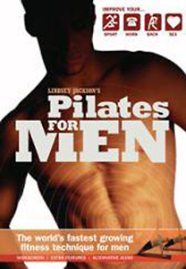 Pilates for Men DVD - Style No MVDEDD02076