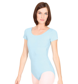 Adult Short Sleeve Leotard - Style No N5502