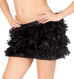 Adult Feather Skirt - Style No N7130