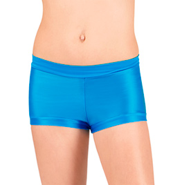 Girls Banded Dance Short - Style No N7197C