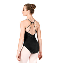 V-Front Camisole Leotard - Style No N8400