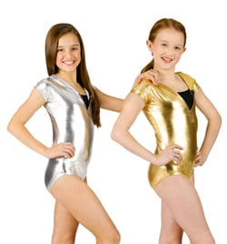 Child Hooded Tank Leotard - Style No N8447C