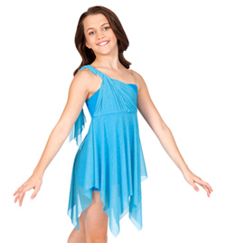 Natalie Dress with Attached Unitard