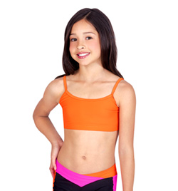 Child Camisole Bra Top  - Style No N8583C