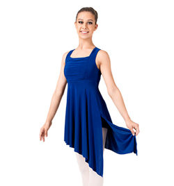 Lyrical Dress Twist Back - Style No N8600