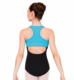 Racer Back Tank Leotard - Style No N8610