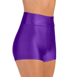 Child High Waist Short - Style No N8641C