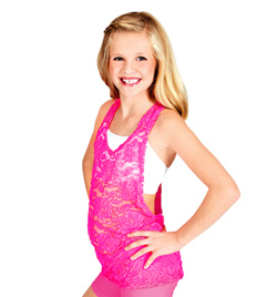 Child Lace Tank Top - Style No N8647C