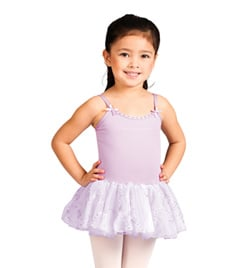 Child Camisole Tutu Dress - Style No N8662C