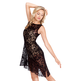 Adult Lace Tank Overdress - Style No N8716