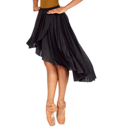Natalie Adult Hi-Lo Pull-On Skirt