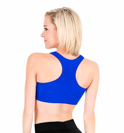 Adult Racer Back Bra Top - Style No N8743