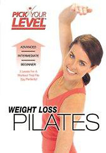 Pick Your Level: Weight Loss Pilates DVD - Style No NSDV14627