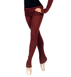Adult Pant with Roll-Over Waist - Style No P0928