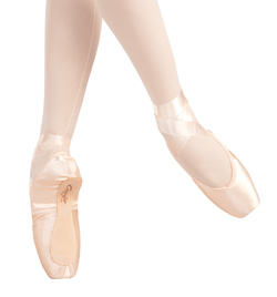 """Pavlowa"" Pointe Shoe - Style No P103"