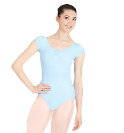 Cap Sleeve Leotard - Style No P450x