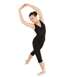 Below Knee Unitard - Style No P719
