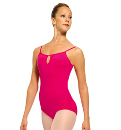 Low Back Camisole Leotard - Style No P822