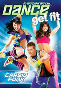 So You Think You Can Dance Get Fit: Cardio Funk DVD - Style No PARD894554D