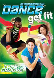So You Think You Can Dance Get Fit: Tone and Groove DVD - Style No PARD894564D