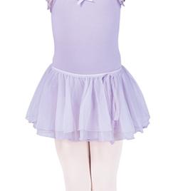 Child Chiffon Skirt - Style No pb502c