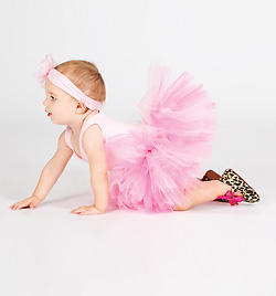 Child Petite Princess Emma Clare Tutu - Style No PPEL