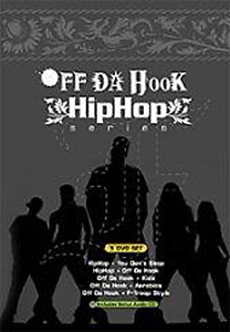 Off Da Hook Hip-Hop Series 5-DVD Set - Style No PVVWD1013