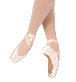 Adult Rubin Pointe Shoe (Ruby) - Style No RD