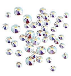 Swarovski Crystal Aurora Borealis 20SS 1 Gross pack - Style No RU003