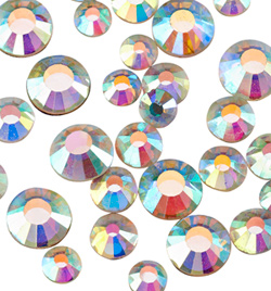 Price-Less Crystal Aurora Borealis 30SS 2 gross pack - Style No RU024