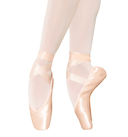 """Amelie"" Pointe Shoe - Soft Shank - Style No S0102L"