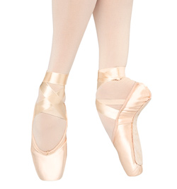 """Aspiration"" Student Pointe Shoe - Style No S0105G"
