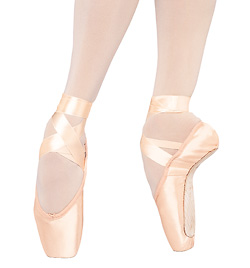 """Serenade"" Pointe Shoe - Style No S0131"