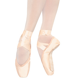 """Suprima"" Pointe Shoe - Style No S0132"
