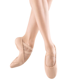 "Adult ""Proflex"" Canvas Split-Sole Ballet Slipper - Style No S0210L"