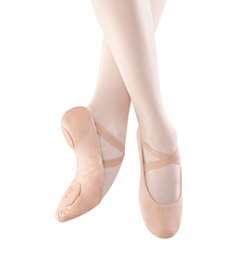 "Adult ""Pro-Arch"" Canvas Split-Sole Ballet Slipper - Style No S0271L"