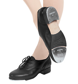 "Adult ""Respect"" Lace Up Tap Shoe - Style No S0361L"