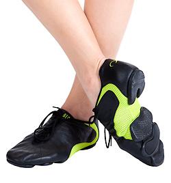 "Adult ""Amalgam"" Leather Dance Sneaker - Style No S0570L"