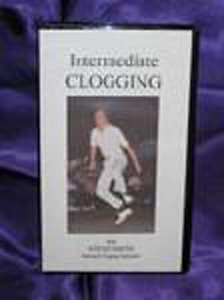 Intermediate Clogging DVD - Style No SC02DVD