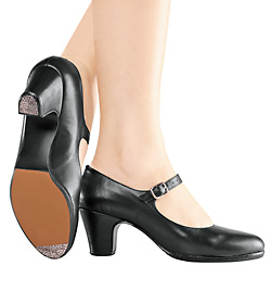 "2"" Flamenco Shoe - Style No SDFL12"