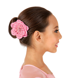 Silk Flower Hair Clips - Style No SF