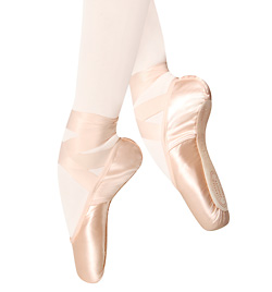"""Solo"" Pointe Shoe - Style No SOLO"