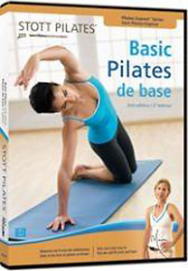 STOTT PILATES: Basic Pilates 2nd Edition DVD - Style No SPDV84132