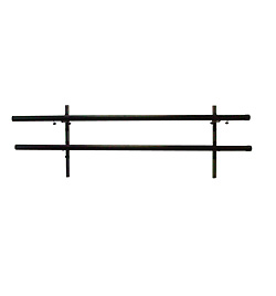 Double 6 Ft. Wall Barre - Style No SS100