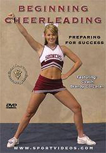 Beginning Cheerleading DVD - Style No SVCHDVD11