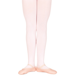 Girls Endura Footed Tight - Style No T0921G