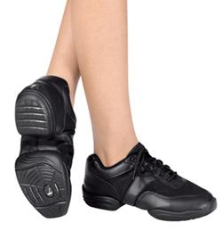 Adult Split-Sole Dance Sneaker - Style No T8000
