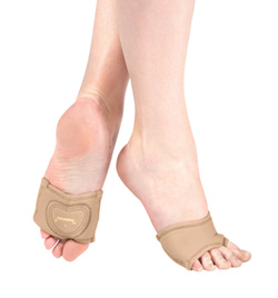 Footnote Neoprene Lyrical Half Sole - Style No T8940